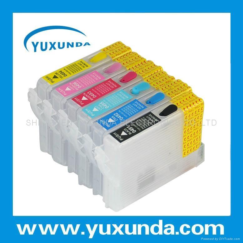 填充墨盒R200 R210 R260 1400 R270 1390 1410 RX700  4