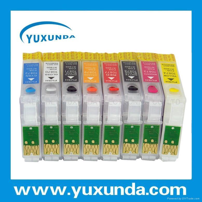 R1900填充墨盒带永久芯片 - YXD-R1900 - YX