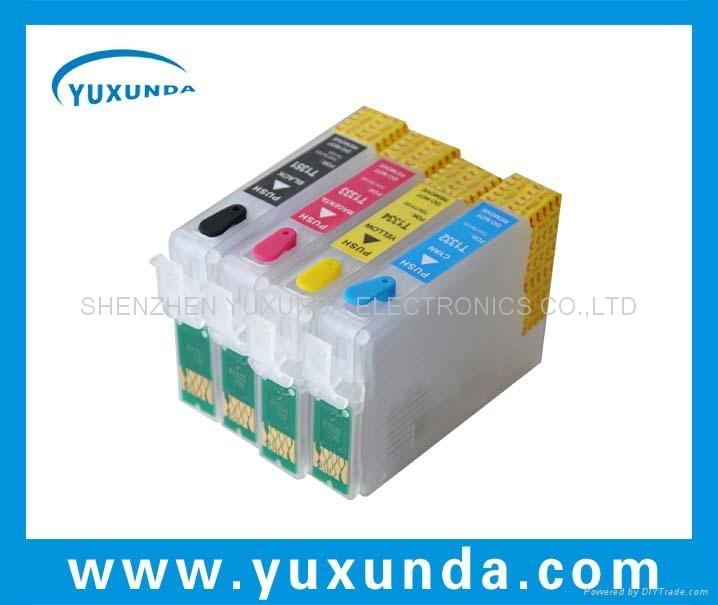 填充墨盒T22/TX129/TX120/T12/NX125 3