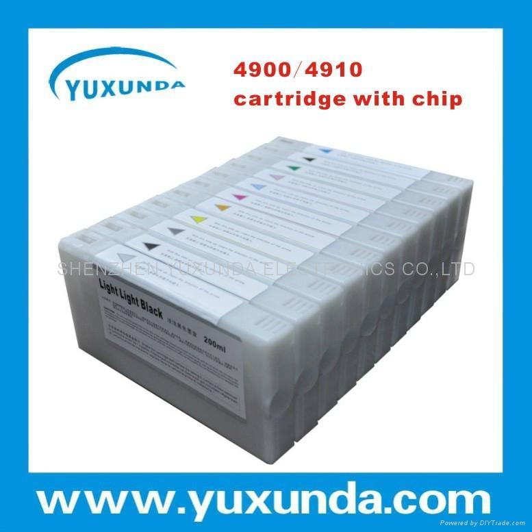4910/4900填充墨盒 3