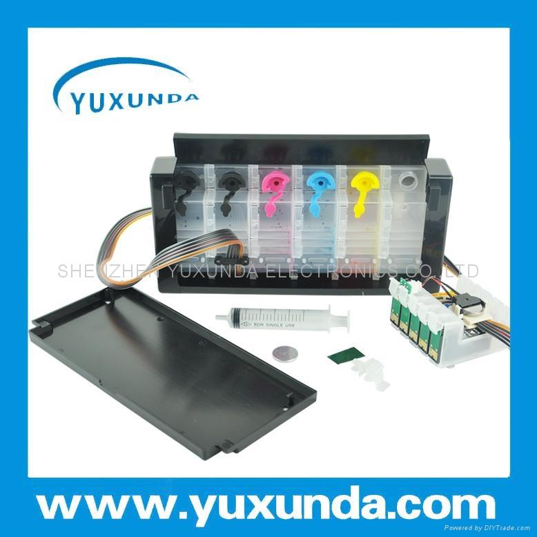 连续供墨系统TX525FW 3