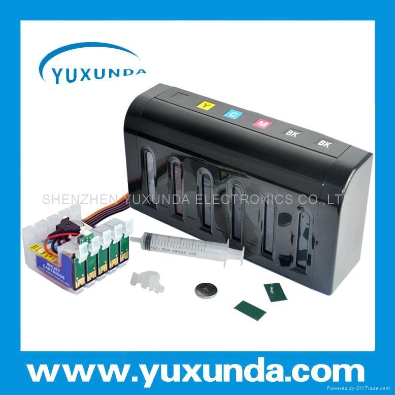 连续供墨系统TX525FW 4