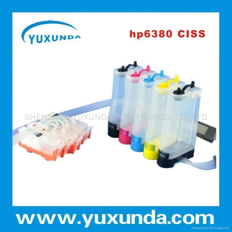 连续供墨系统HP564/364/178 2