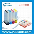 Canon IP3300 3500 I4000 5000 MP500 MX700 Continuous Ink Supply System-CISS