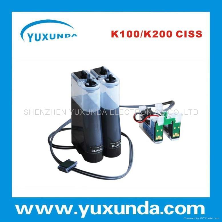 CISS for Epson K100/K101/K200 1