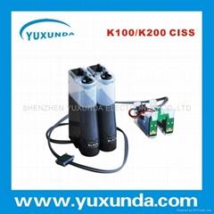 K100/101200连续供墨系统