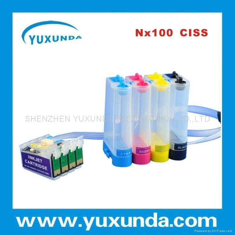 连续供墨系统NX100/NX115/NX200 1