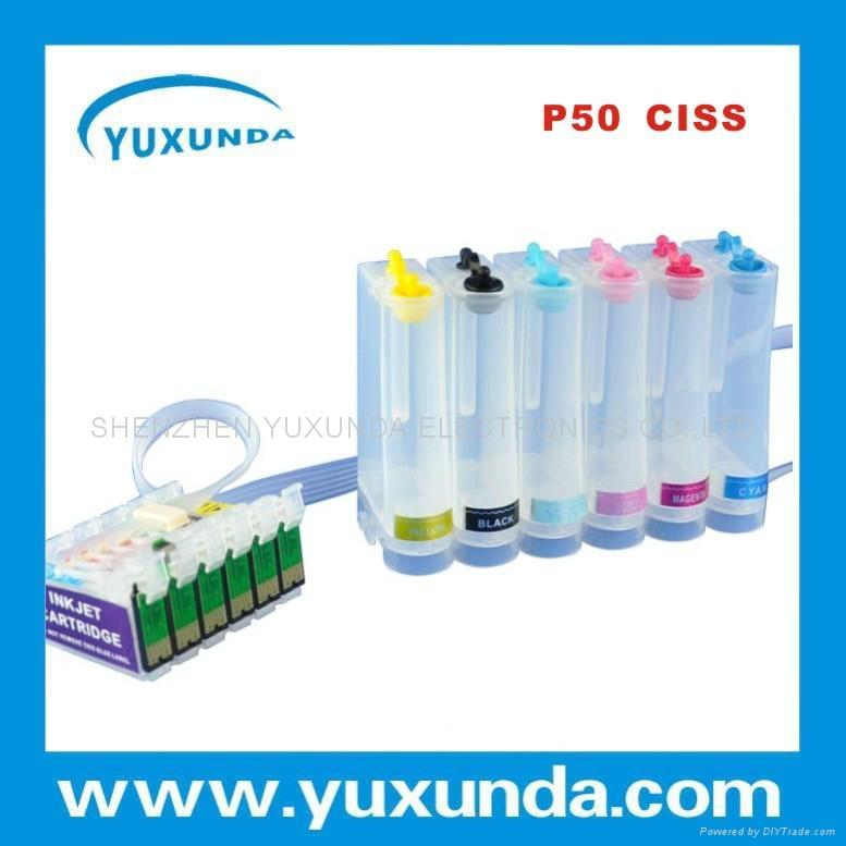 Inkjet printer CISS for Epson P50/PX660  1