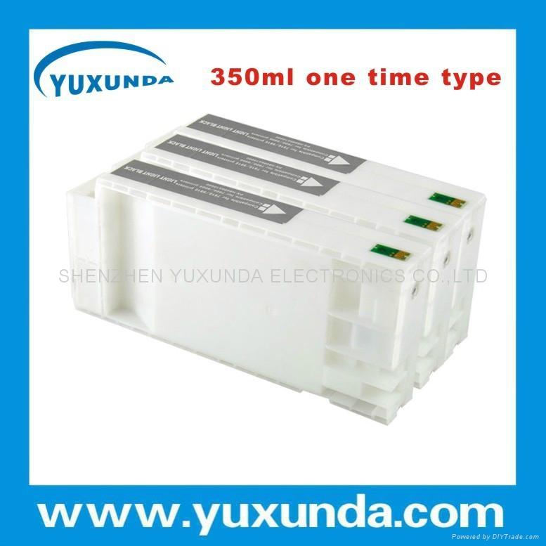350ml一次性墨盒7900/9900/7910/9910带一次性芯片 4