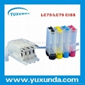 Bulk ink system CISS for LC79/LC75/LC1240/LC1280/LC77