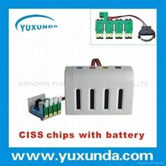新款连供XP103/203/207/303/306/406/33带永久芯片