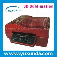 Mi-ni 3D mugs sublimation press machine