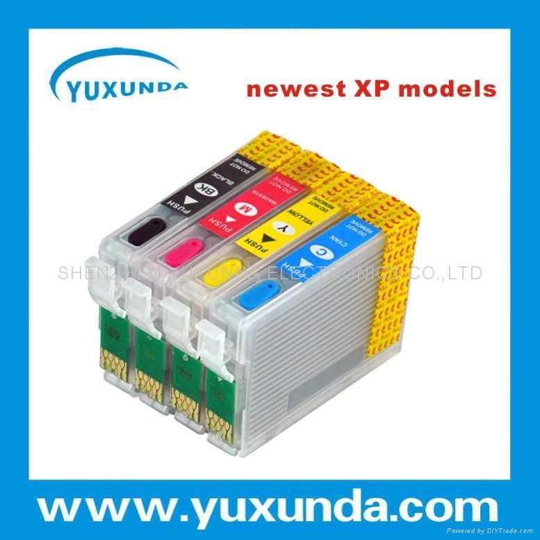 新型号填充墨盒XP30/XP102/XP202/XP33/XP303/ME301/E303/ME101 4