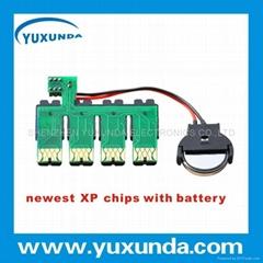 新款连供自动复位永久芯片XP205/302/207/103/303/403/406/ME401/ME10/ME101