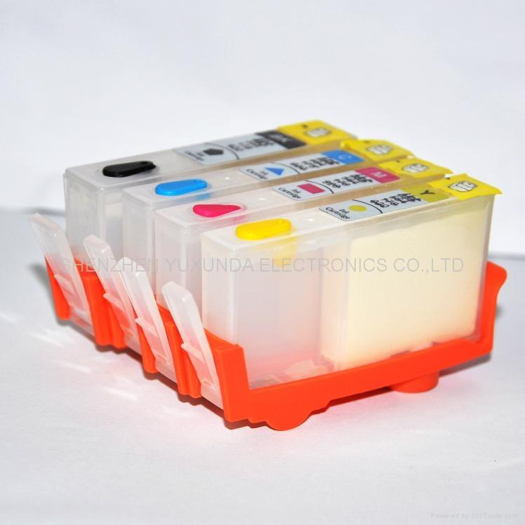 填充墨盒HP685/HP670/HP655帶芯片 3