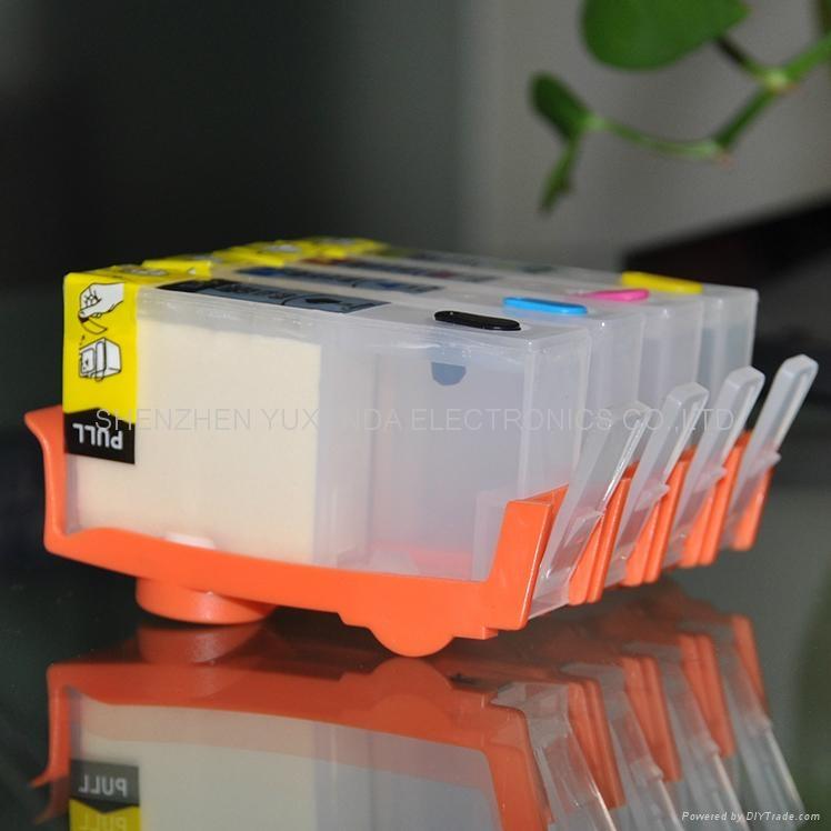填充墨盒HP685/HP670/HP655帶芯片 4