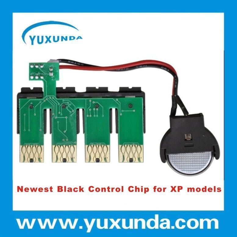 2013最新款連體永久芯片WF2012(一個IC控制四個顏色) 1