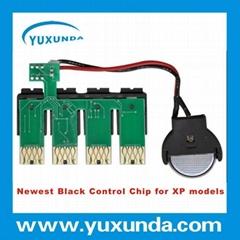 2013最新款連體永久芯片WF2012(一個IC控制四個顏色)