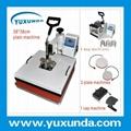 多功能8合1熱轉印機器