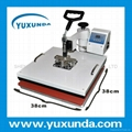 High quality multifunctional 38*38cm 8 in 1 heat press transfer machine