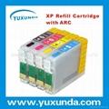 亚洲地区XP102/202/302/402/ME401/303/10/101填充墨盒带永久芯片 3