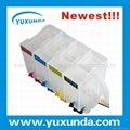 2013 newest 160ml stable ink tank for canon/hp diy ciss