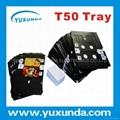 T50 tray