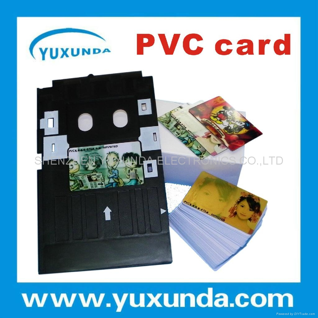 免层压PVC卡 2