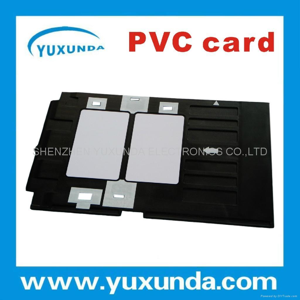 免层压PVC卡 3