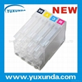 newest transparent 950/951/933/932 ciss cartridge wih chips for hp8600/8100/6100 3