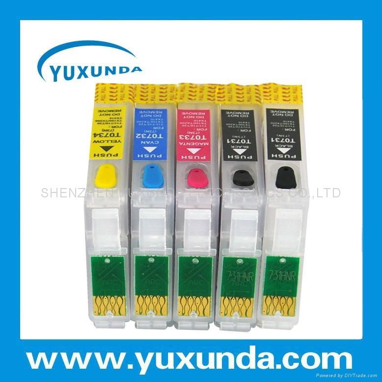填充墨盒C110 C120 D120  2