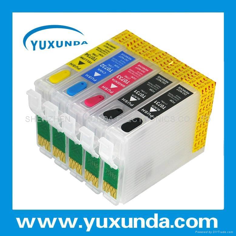 填充墨盒C110 C120 D120  3