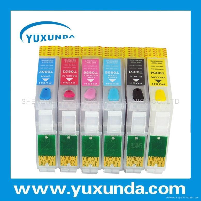 T50 RX700可填充墨盒 2