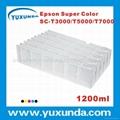T3000/5000/7000 1200ml 大供墨盒(適用於歐洲,北美,拉丁美洲等地區)