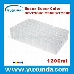 T3080/T5080/T7080  1200ml大供墨盒(用于除日本以外的亚洲地区)