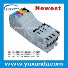 填充墨盒LC113/LC115/LC117
