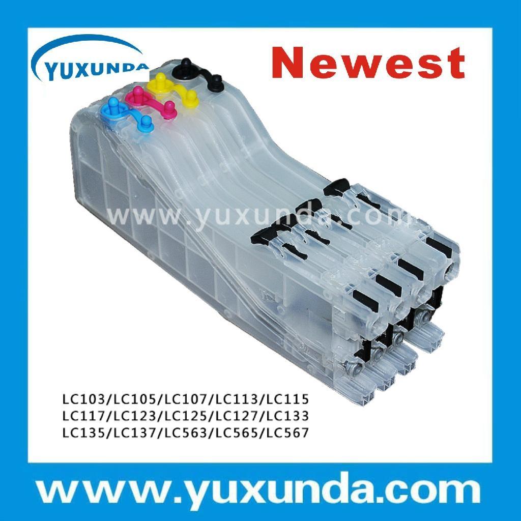 填充墨盒LC133 LC135 LC137 1