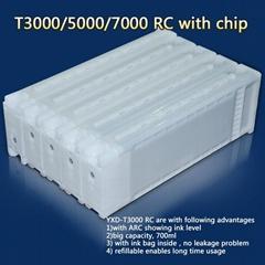 T3000/5000/7000 700ml 大供墨盒(适用于欧洲,北美,拉丁美洲等地区)