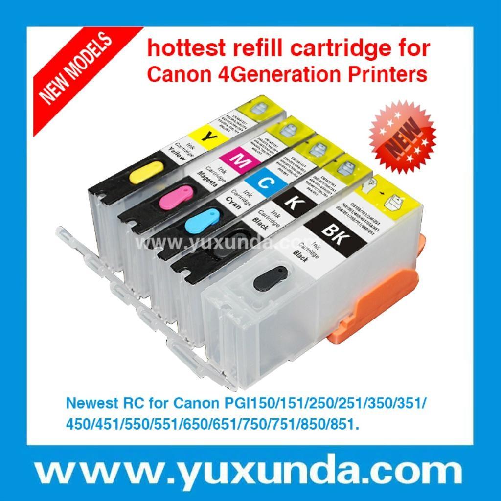 填充墨盒PGI150/CLI151, Pixma IP7210MG5410/MX721/MX921/MG6310 1
