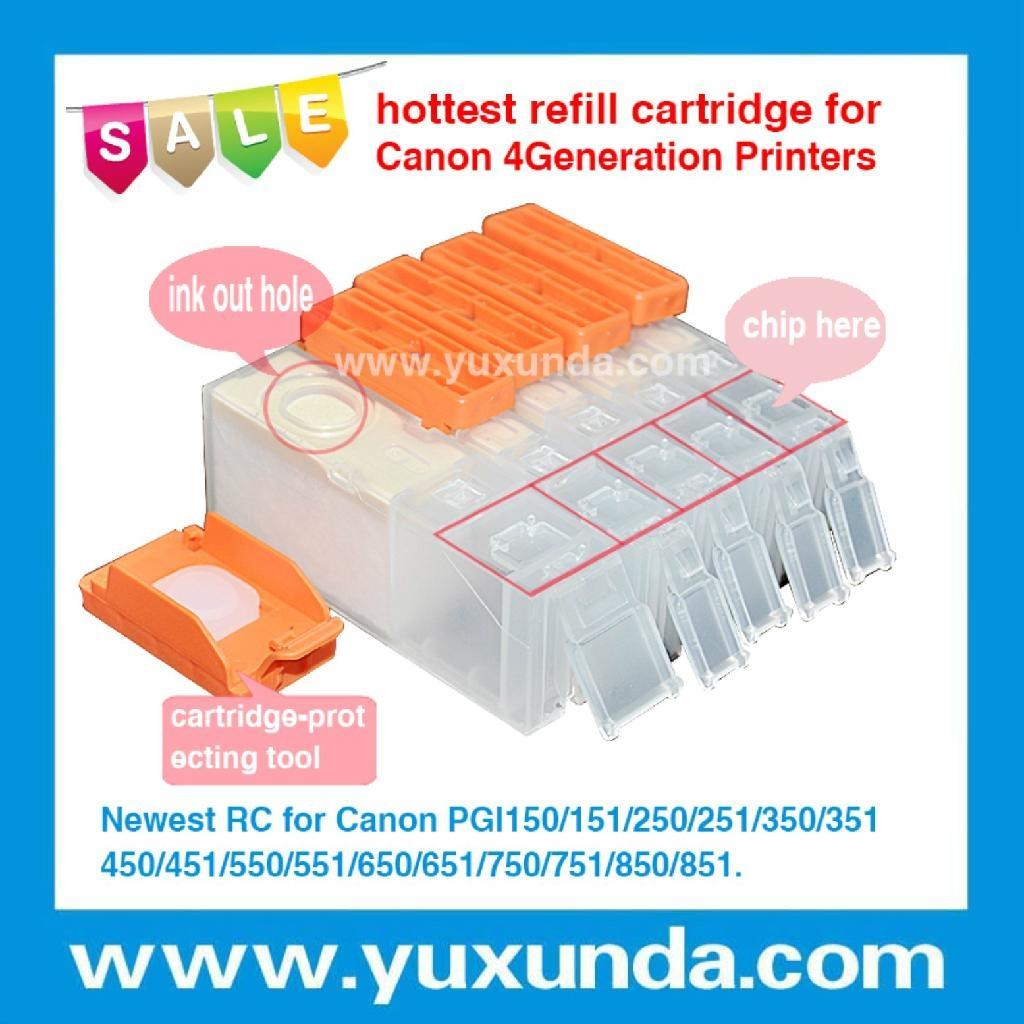 填充墨盒PGI150/CLI151, Pixma IP7210MG5410/MX721/MX921/MG6310 4