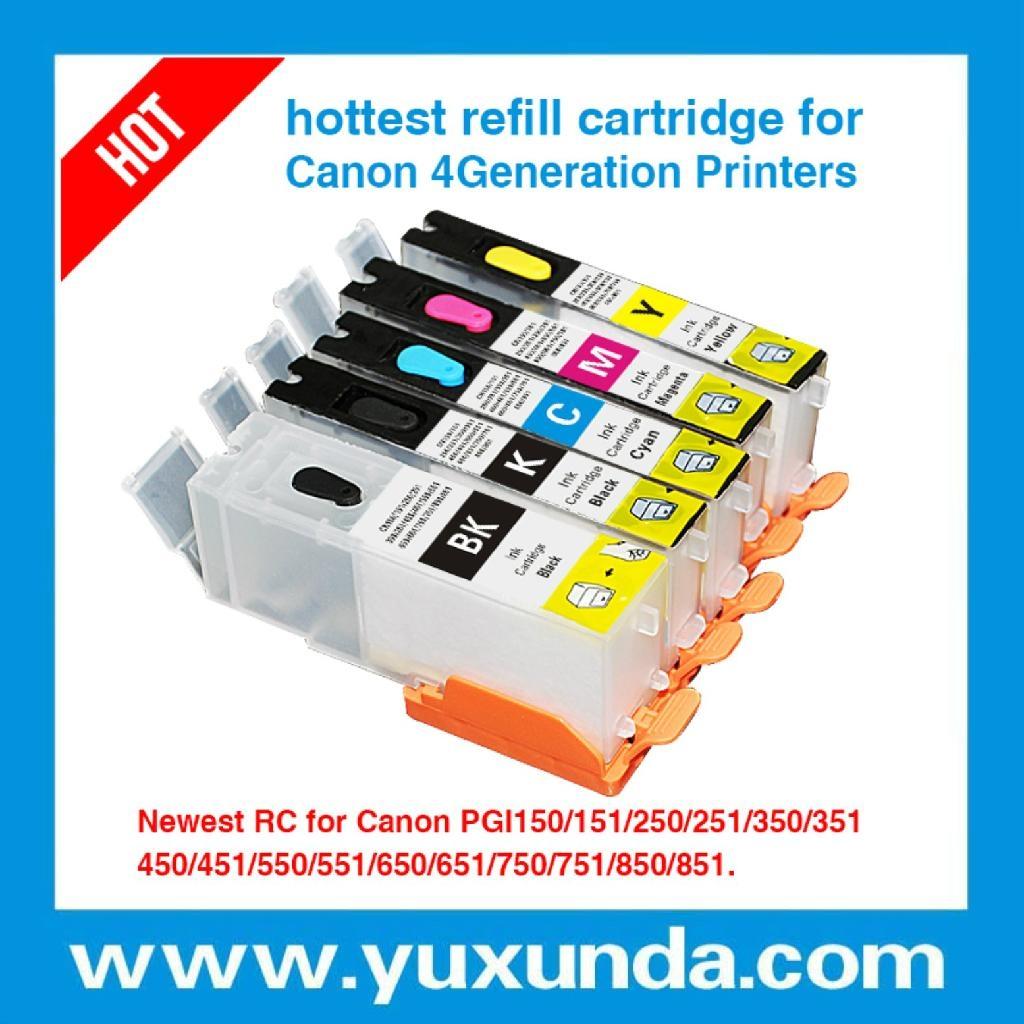 填充墨盒PGI250/CLI251, Pixma IP7220MG5420/MX722/MX922/MG6320 1