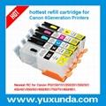 填充墨盒PGI250/CLI251, Pixma IP7220MG5420/MX722/MX922/MG6320 2