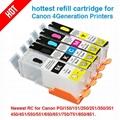填充墨盒PGI550/CLI551, Pixma IP7250/MG5450/MX725/MX925/MG6350 3