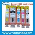 Canon IP3600 IP4600 IP3680 IP4680 MP540 MP980  Refillable Cartridge( 520/521)