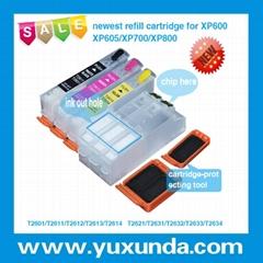 XP600/XP605/XP700/XP800 填充墨盒带芯片