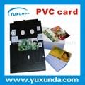 Top Guality Manuel Easy Operate PVC card cutter/cutting machine