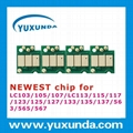Auto reset chip for Brother LC103
