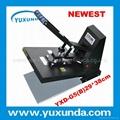 YXD-G5(B) 29*38cm high pressure t shirt printing machine 3