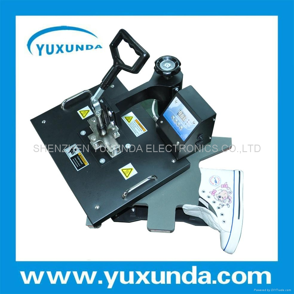 2016 NEW Launched heat press machine(including heating shoes..etc) 4