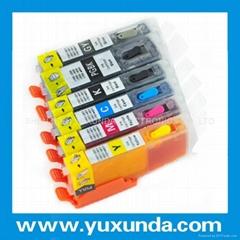 refillable ink cartridge for Canon PGI150/CLI151 for printer IP7210,MX721,MX921